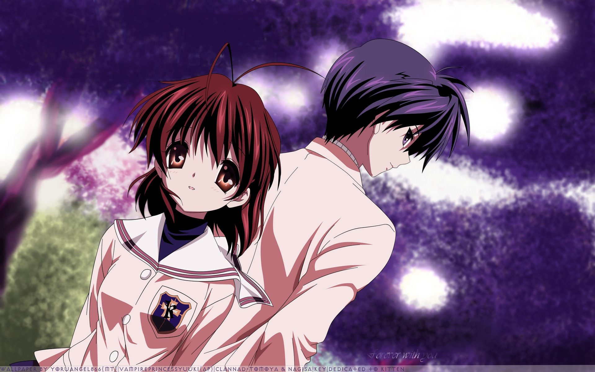 Clannad Wallpaper: Forever with you... - Minitokyo