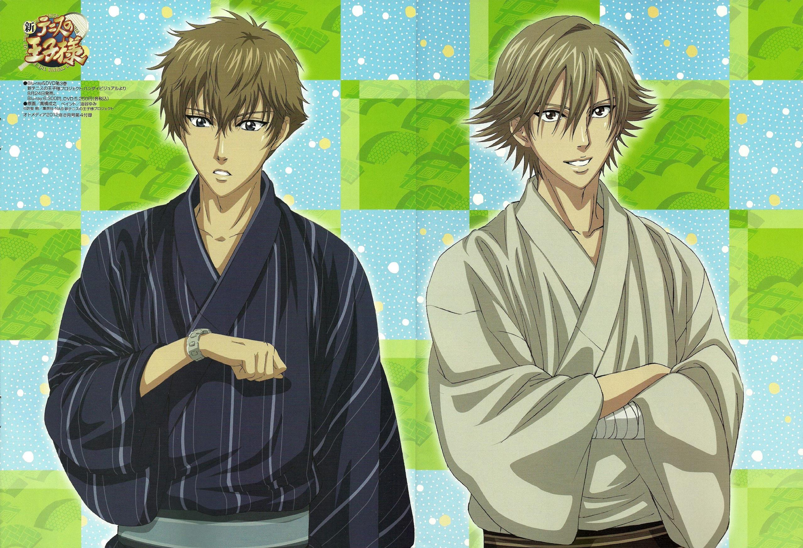 Prince of tennis shiraishi