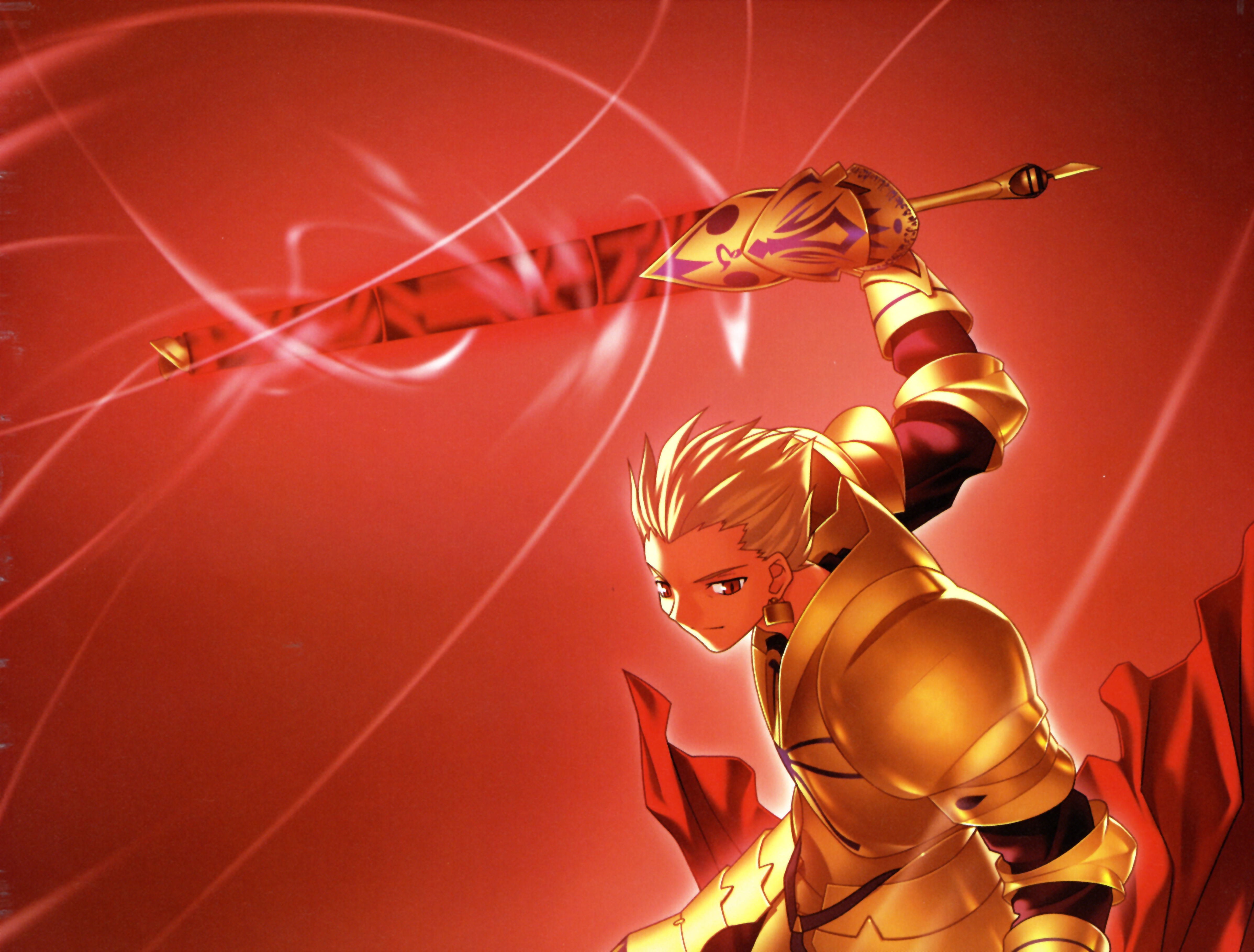 COLLECT 'em ALL: Fate/Zero Gilgamesh Ichiban Kuji Premium C Figure