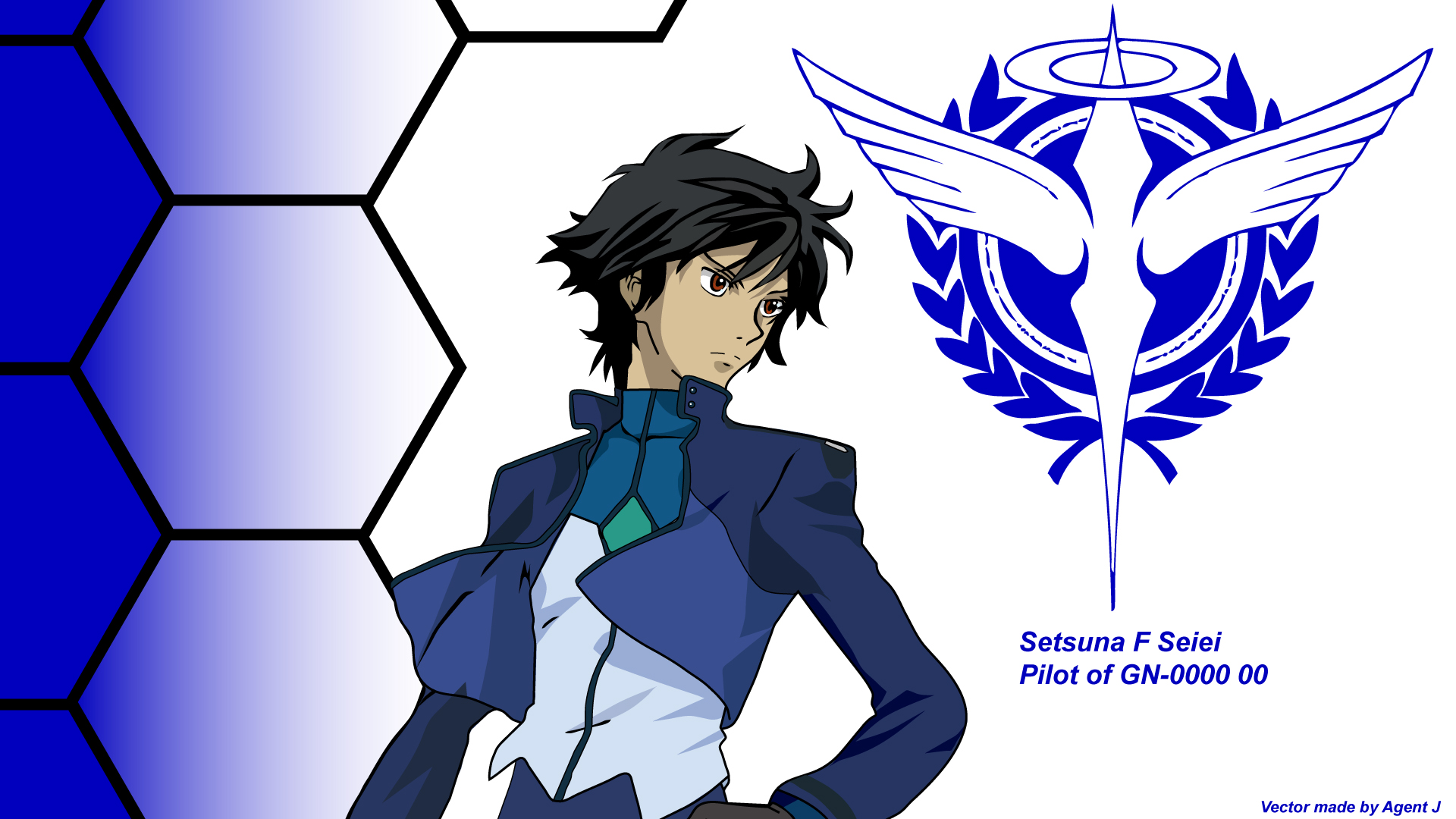 Mobile Suit Gundam 00 Wallpaper Setsuna F Seiei Season 2 Minitokyo
