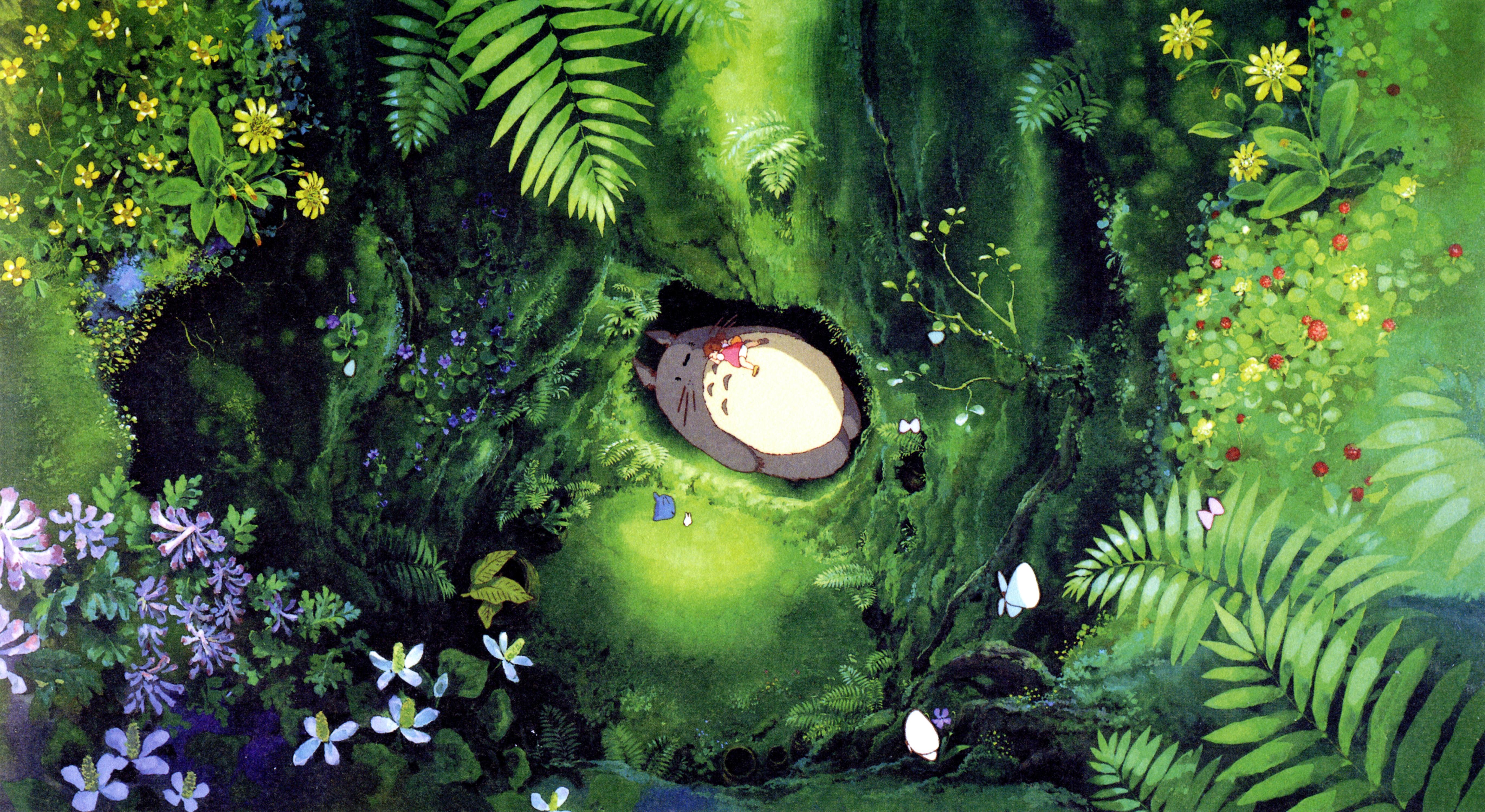 Hayao Miyazaki Wallpaper And Scan Gallery Minitokyo