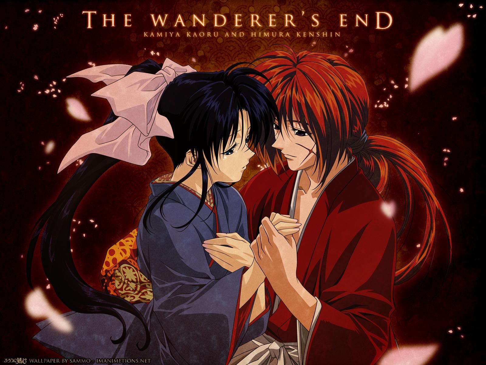 Rurouni Kenshin Wallpaper: The Wanderer's End - Kamiya ...