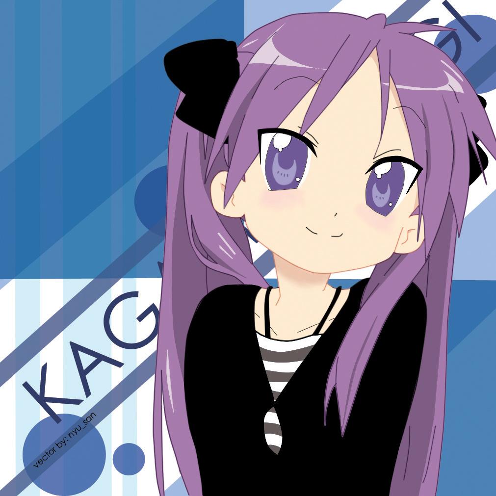Lucky Star: kagami hiiragi - Minitokyo