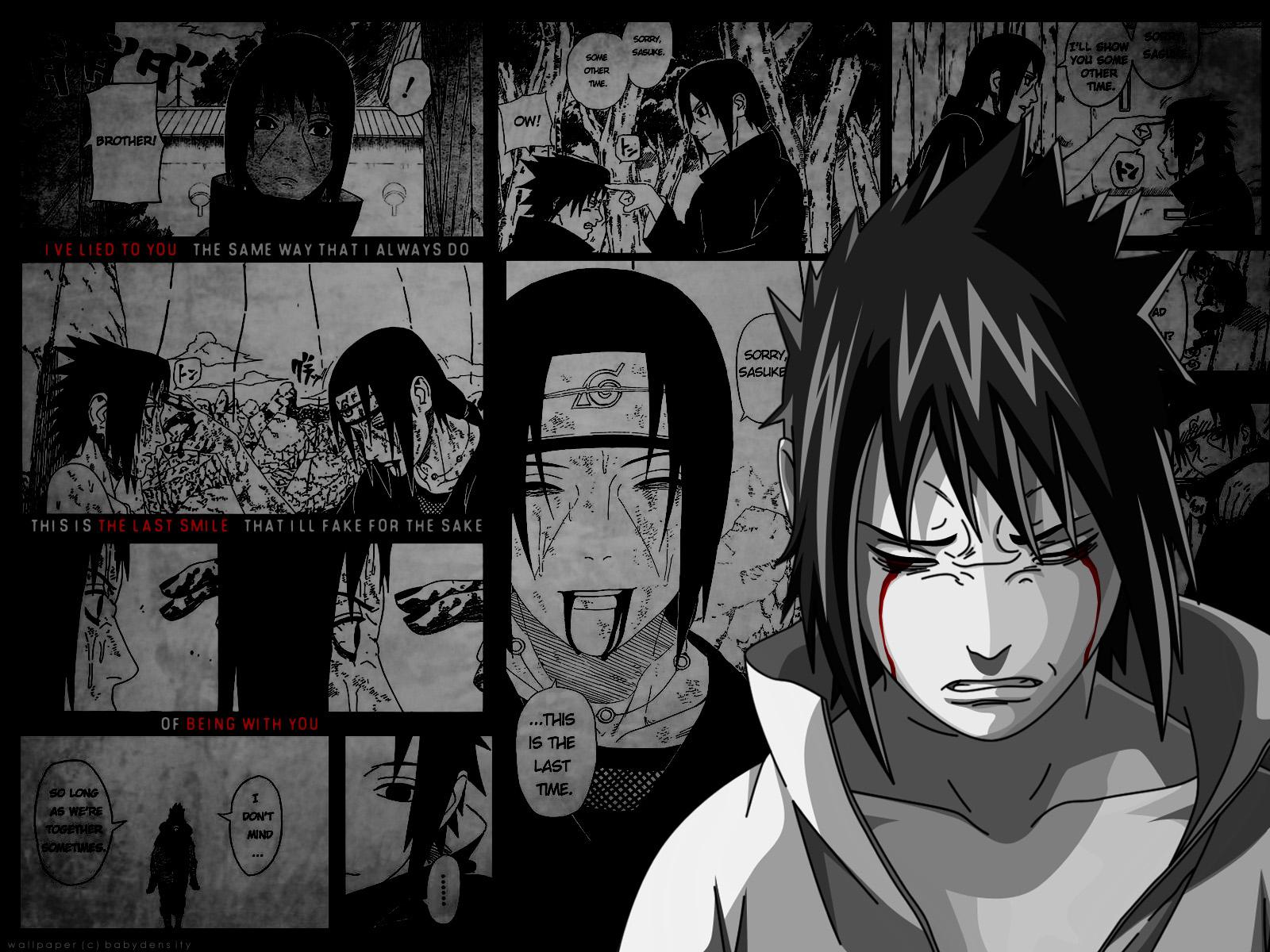 Naruto Wallpaper The Last Time Minitokyo