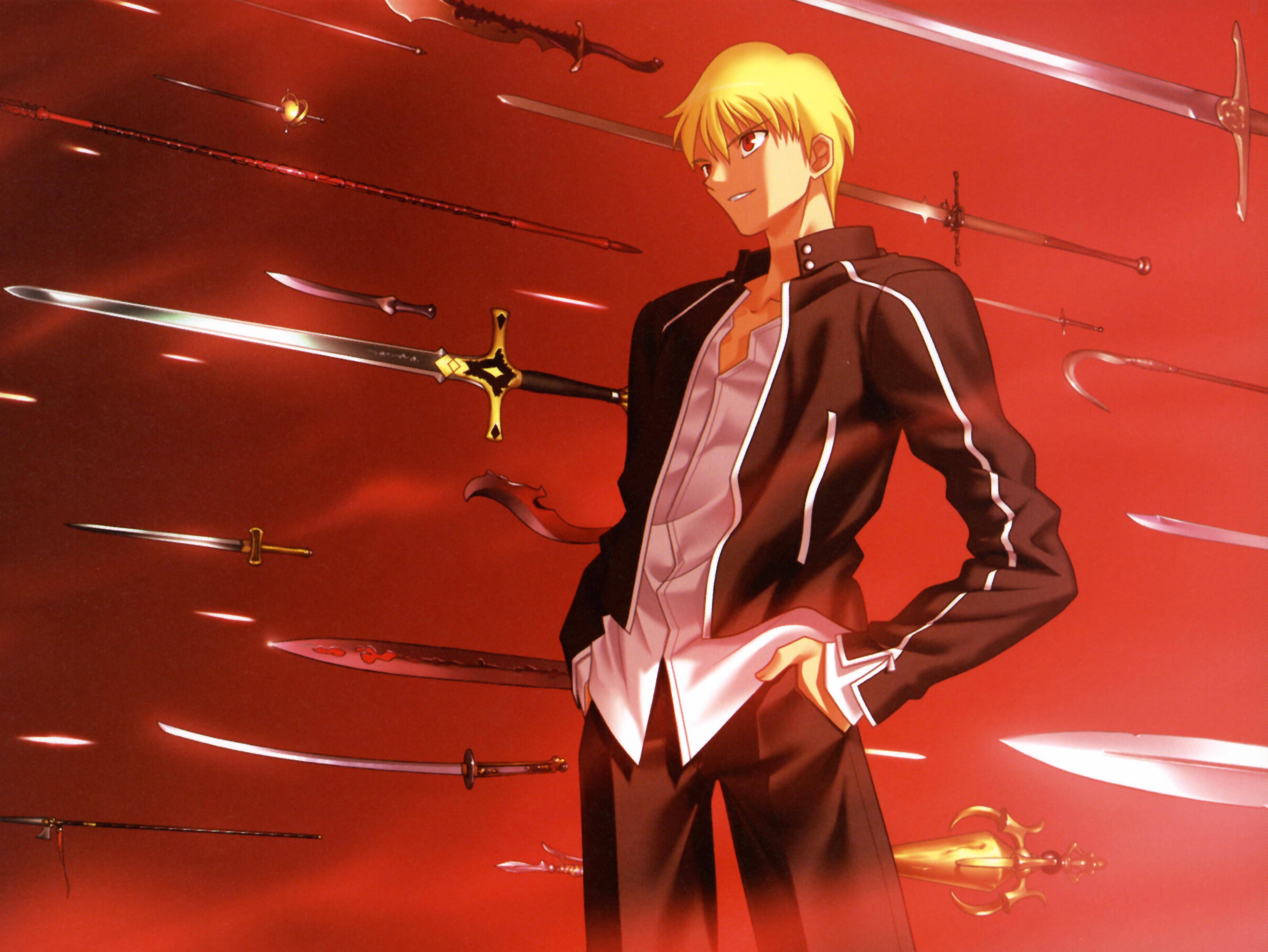 Fate/stay night: FSN Gilgamesh 03 - Minitokyo