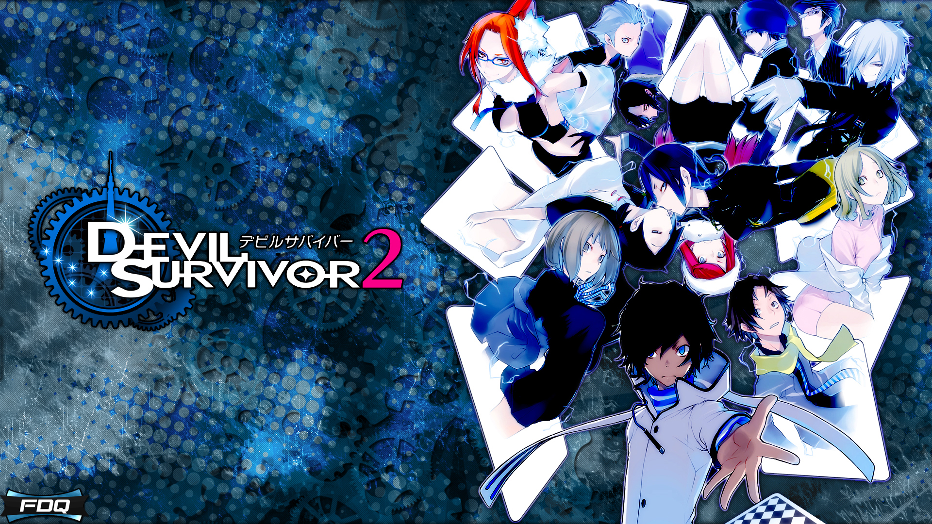 Devil Survivor 2 The Animation / MP4 / 2013 / TR Altyaz�l�