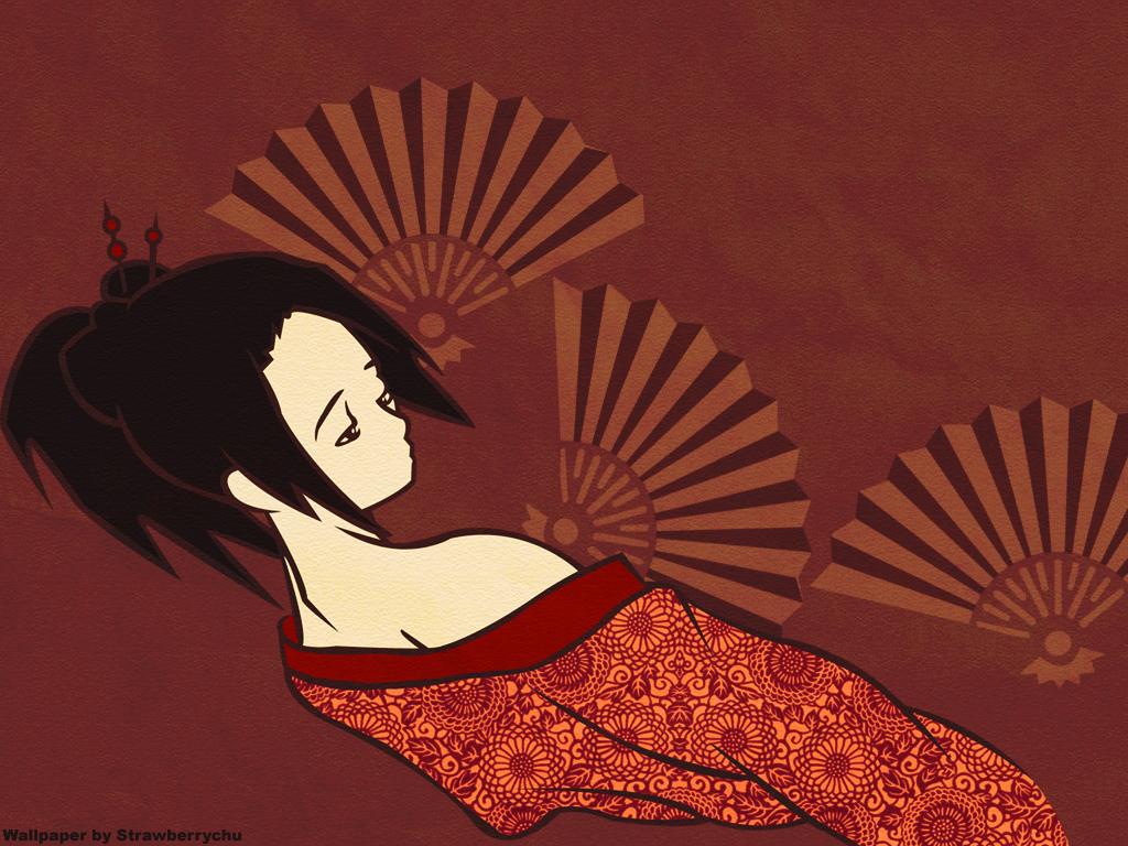 Samurai Champloo Wallpaper: For the sake of beauty - Minitokyo