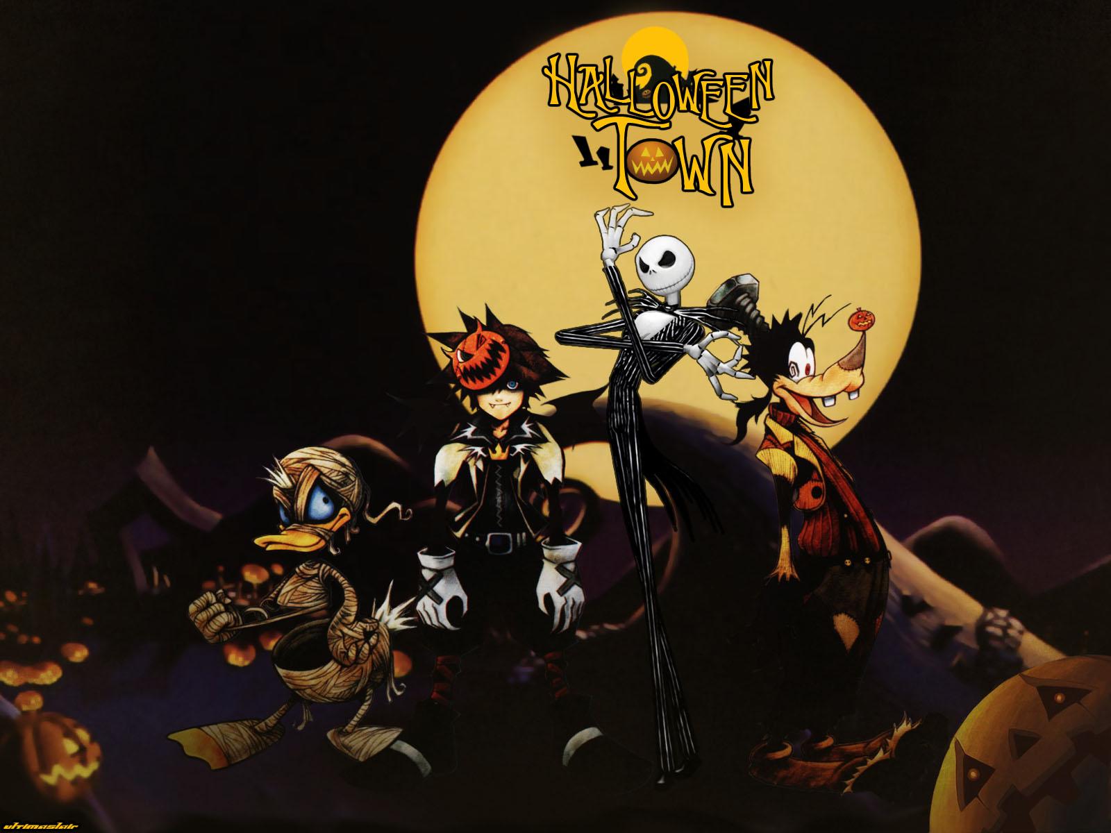 jack skellington halloween wallpaper - photo #13