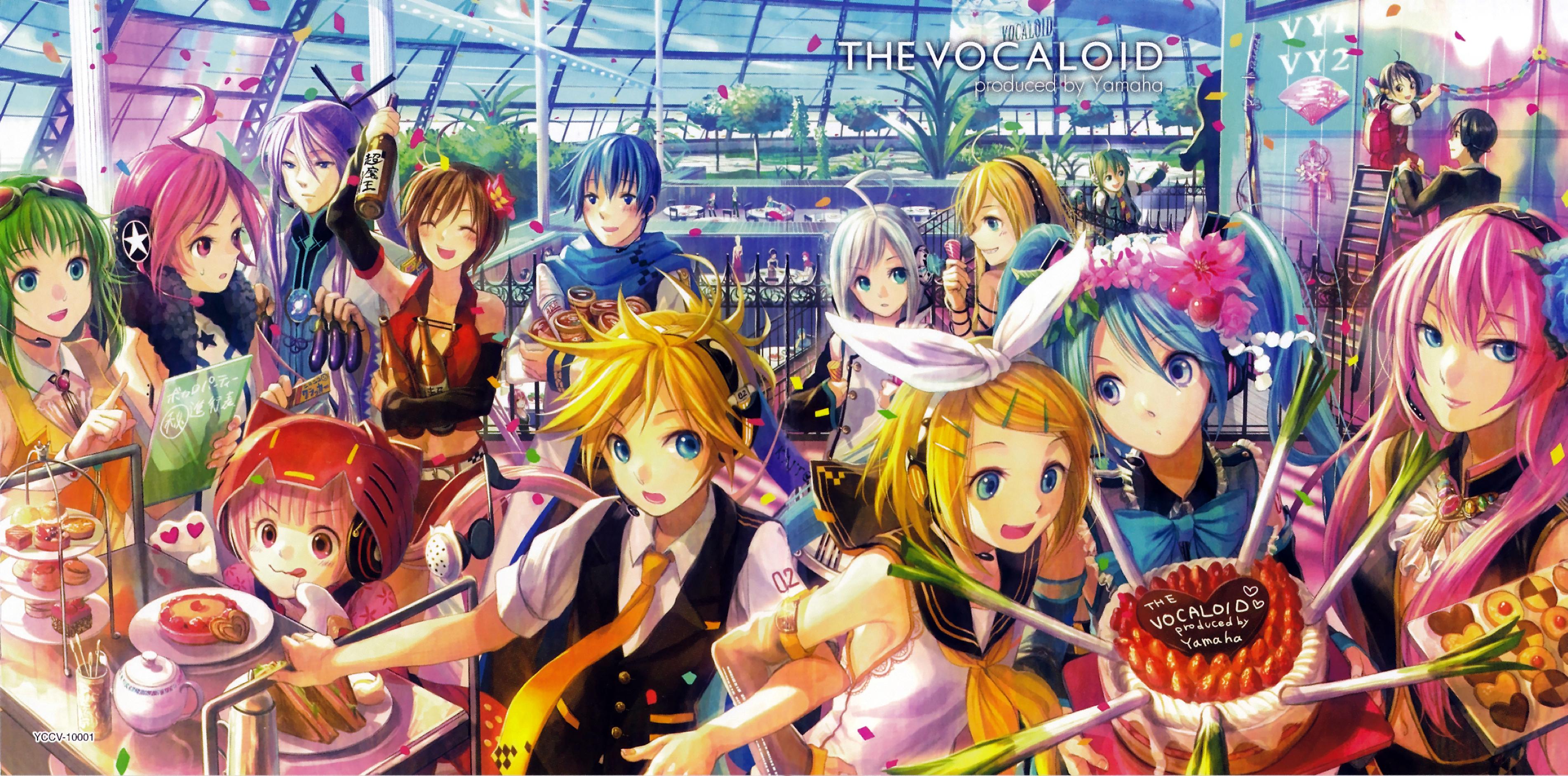 Yamaha Vocaloid