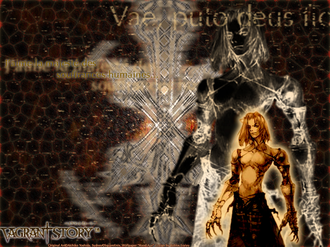Alfred De Vigny Quotes 44 Wallpapers: Vagrant Story Wallpaper: Rood Age