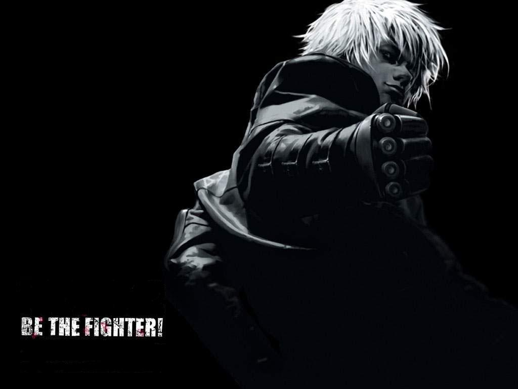 King Of Fighters Wallpaper And Scan Gallery Minitokyo