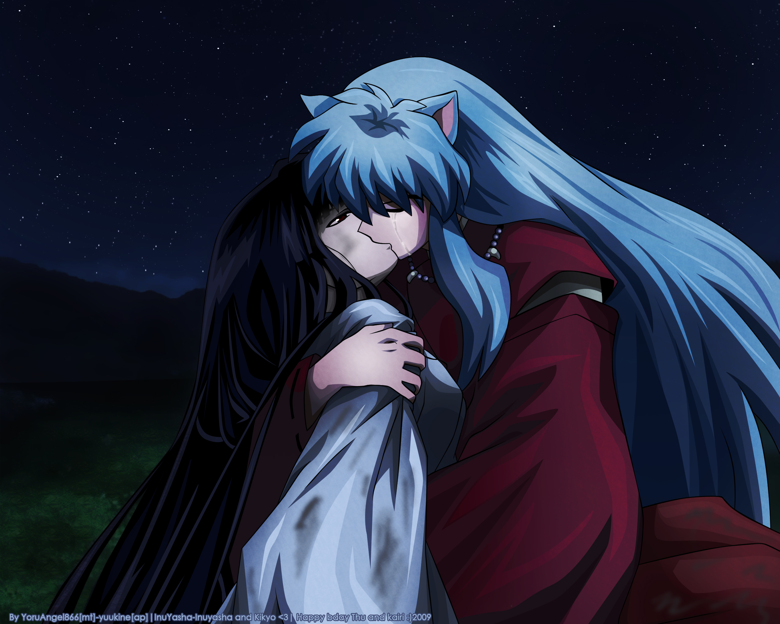 Inuyasha the final act kikyo