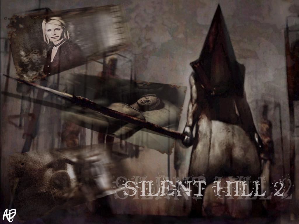 Silent Hill Wallpaper Silent Hill 2 Minitokyo