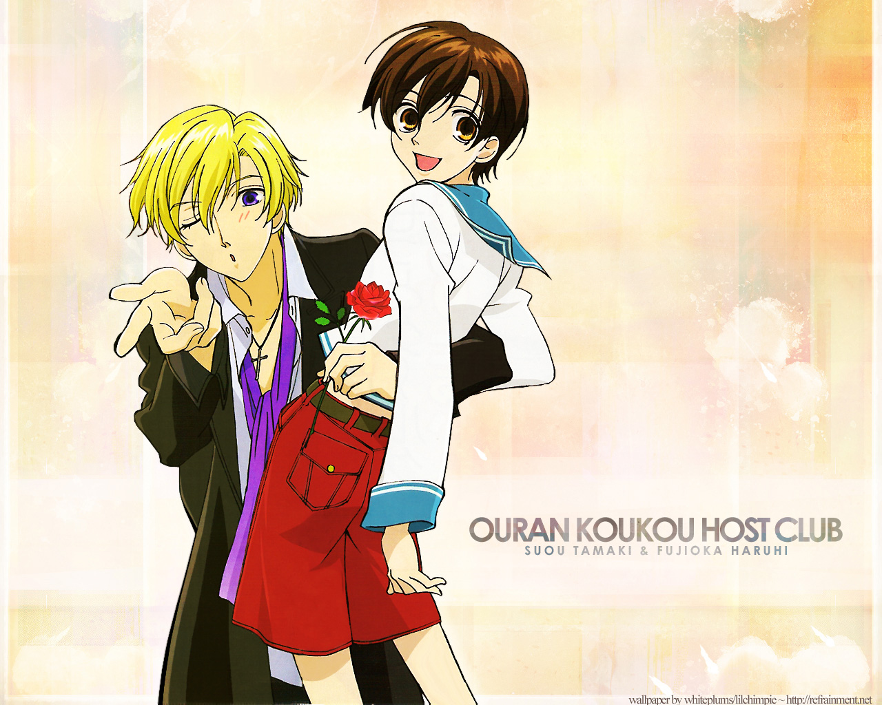 Club Tamaki Ouran School Haruhi X High Host 10