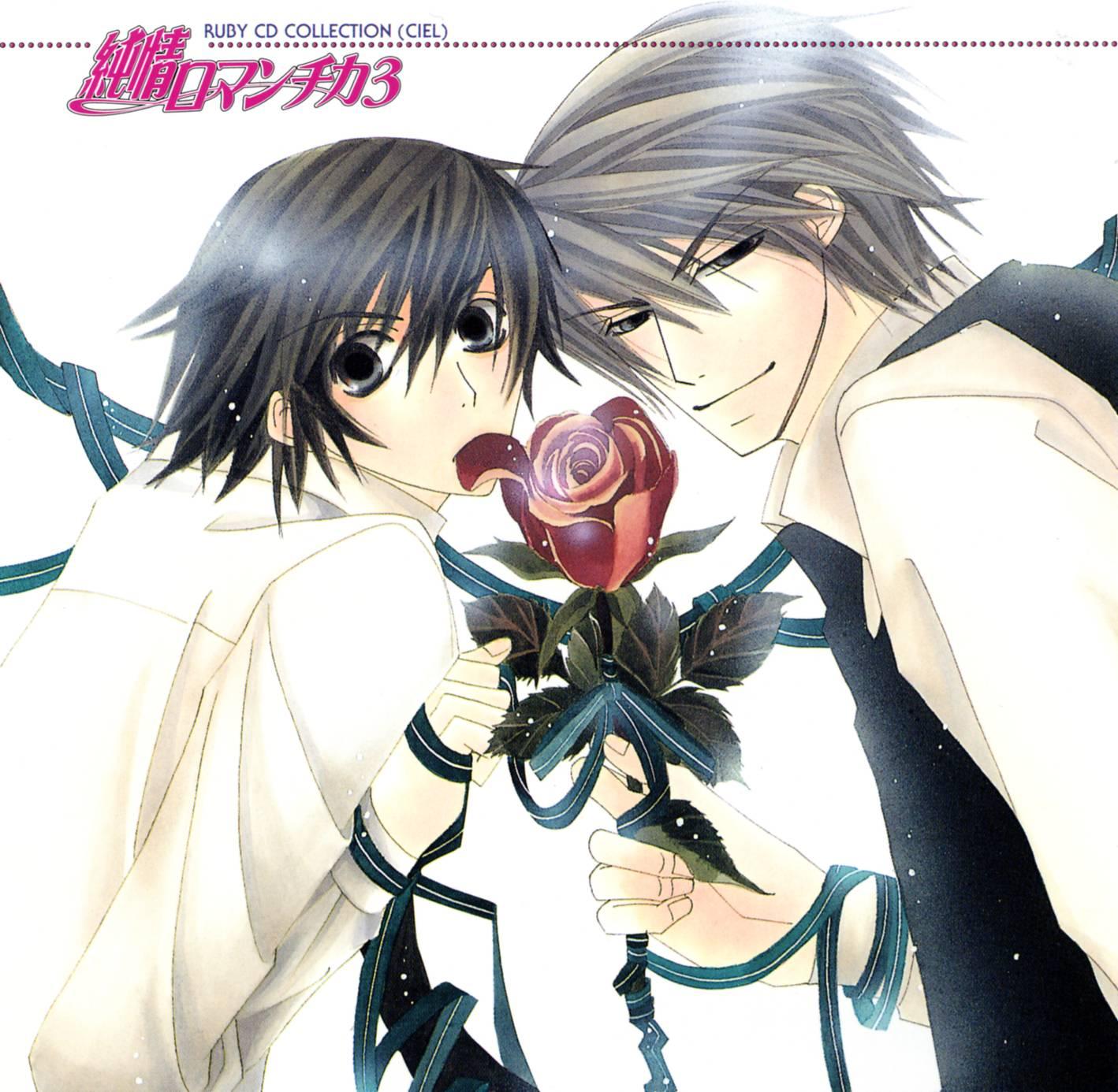 Junjou Romantica: Tied Together By Love - Minitokyo