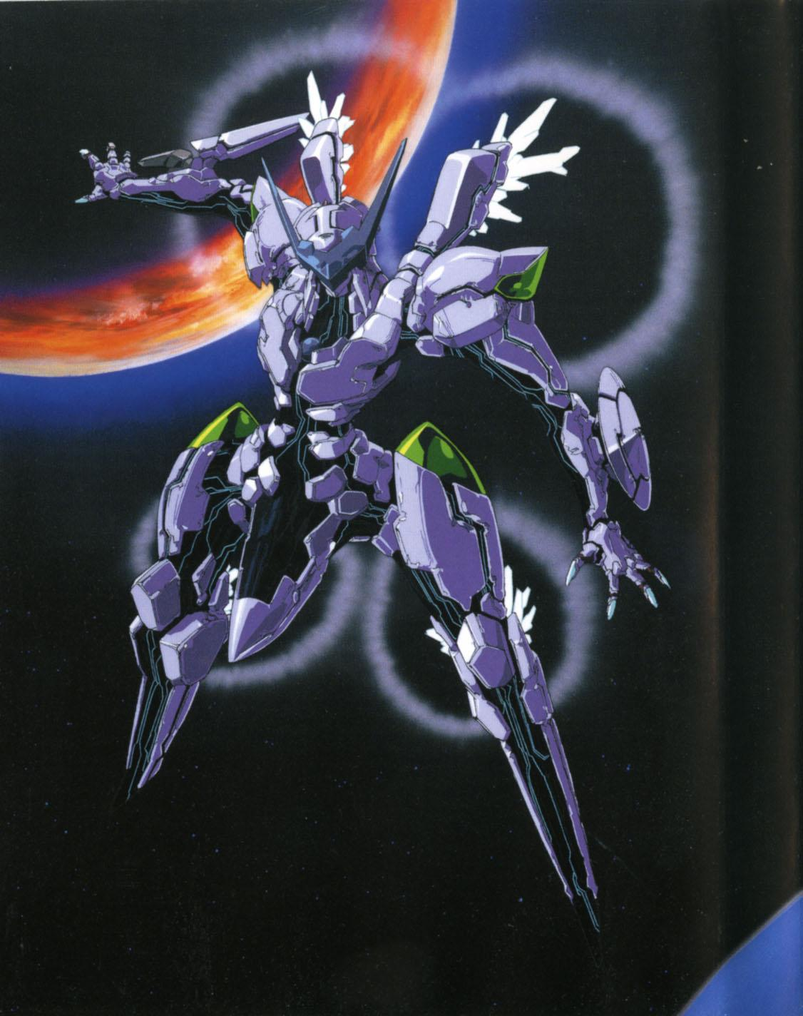 Zone Of Enders  Dolores I  Idolo