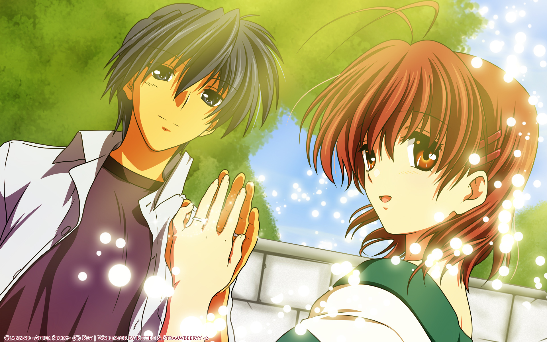 Clannad Wallpaper And Scan Gallery Minitokyo