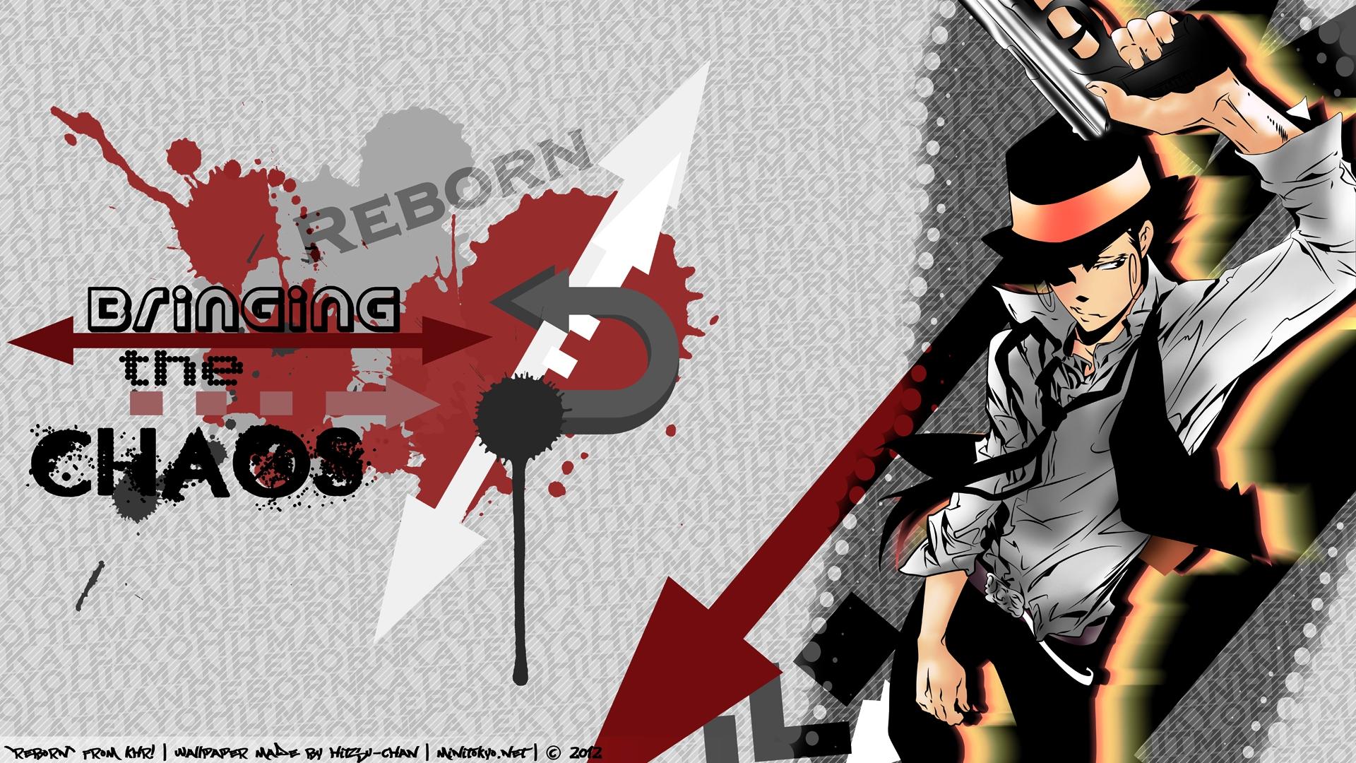 Katekyo Hitman Reborn Wallpaper Chaos Minitokyo