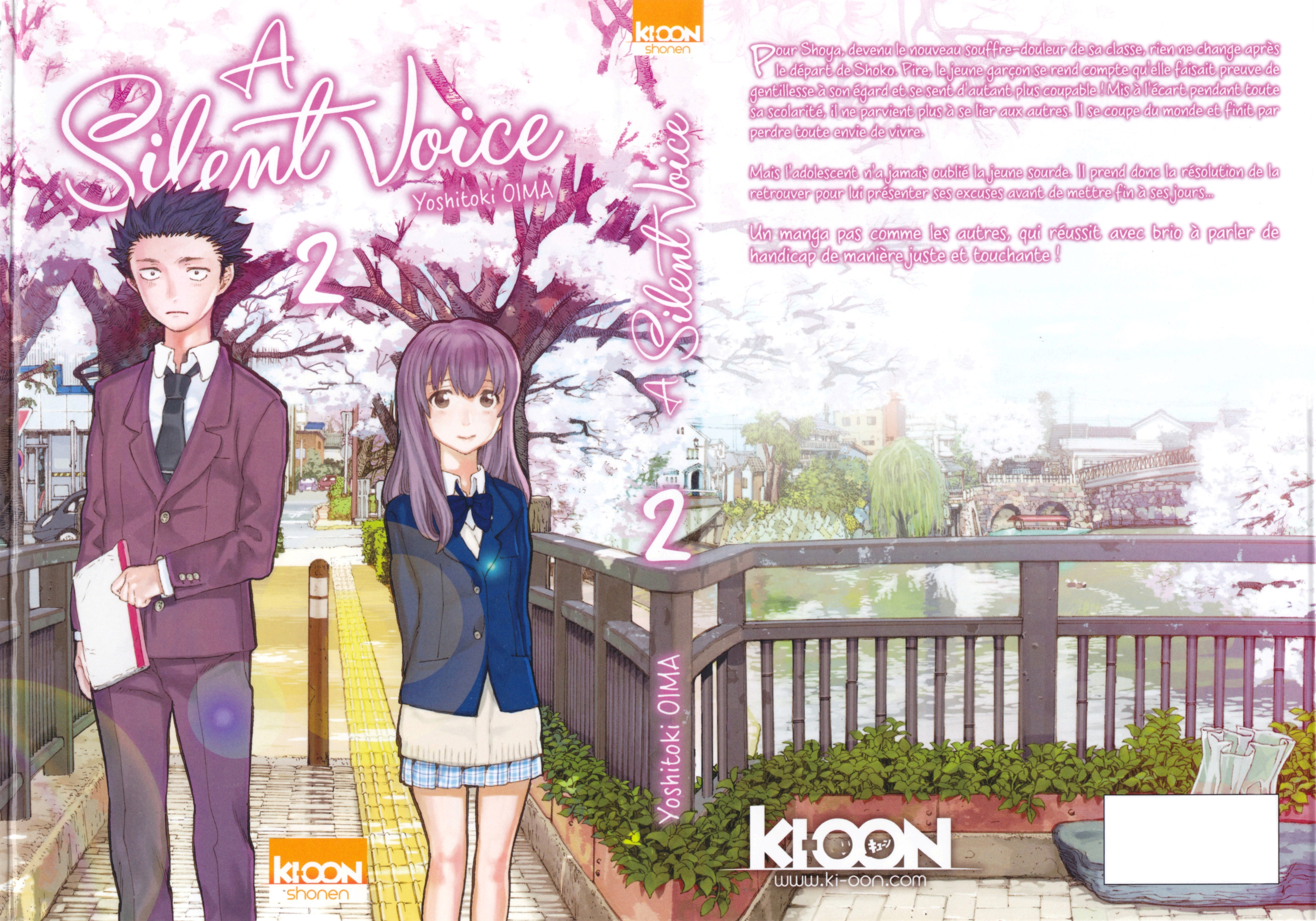 Koe No Katachi A Silent Voice Vol 02 Minitokyo