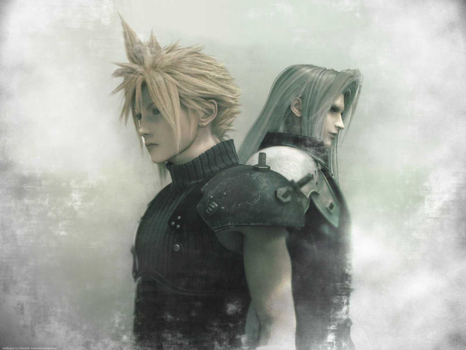 Sephiroth Wallpaper and Scan Gallery Minitokyo
