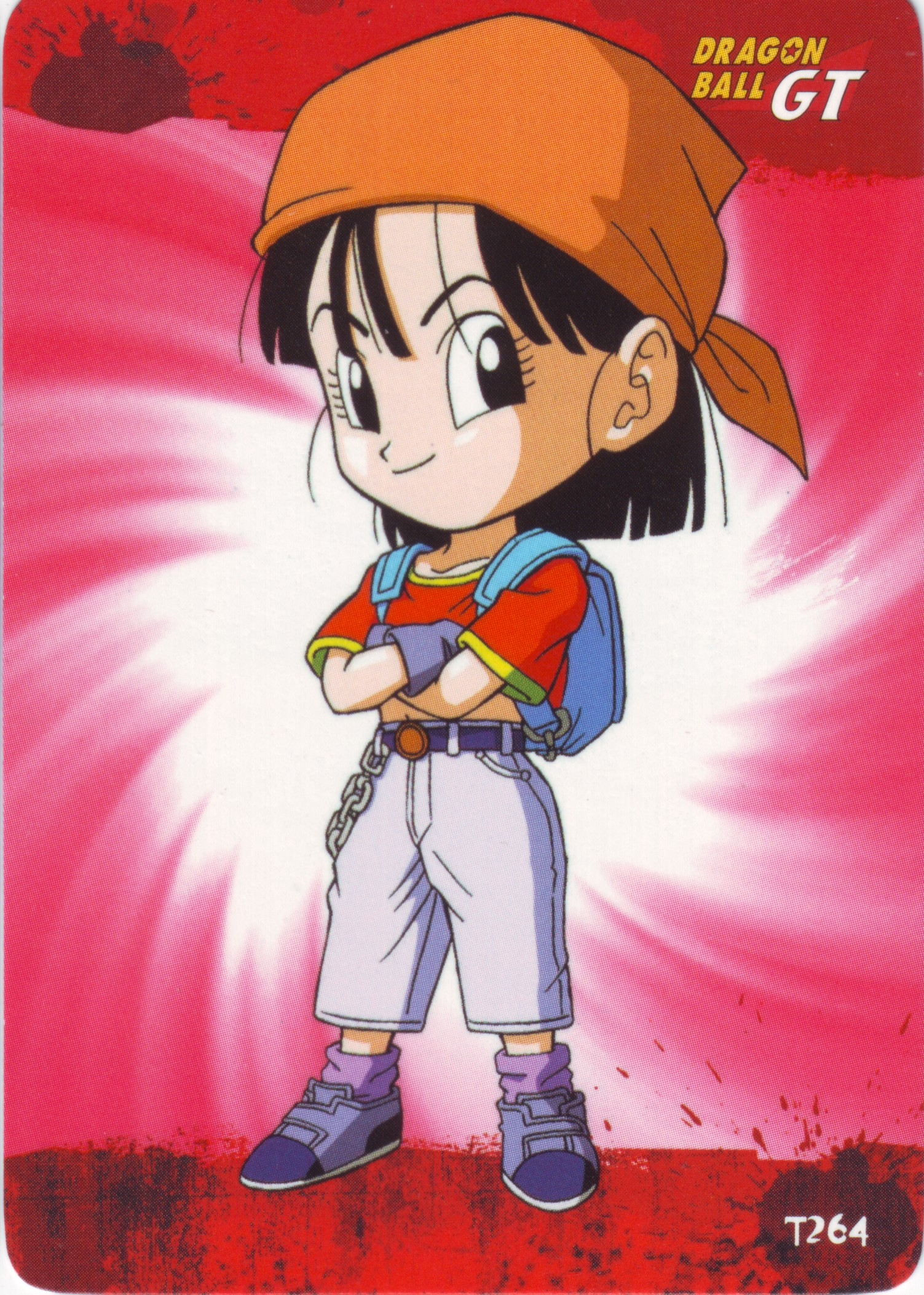 Pan (Dragon Ball Z) - Fan Fiction Wiki - You can write and