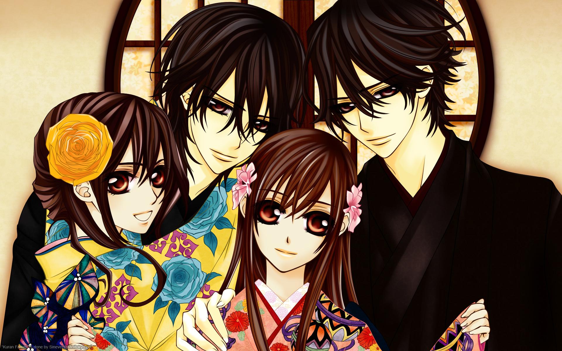 Anime Vampire Girl Wallpaper (69+ images)