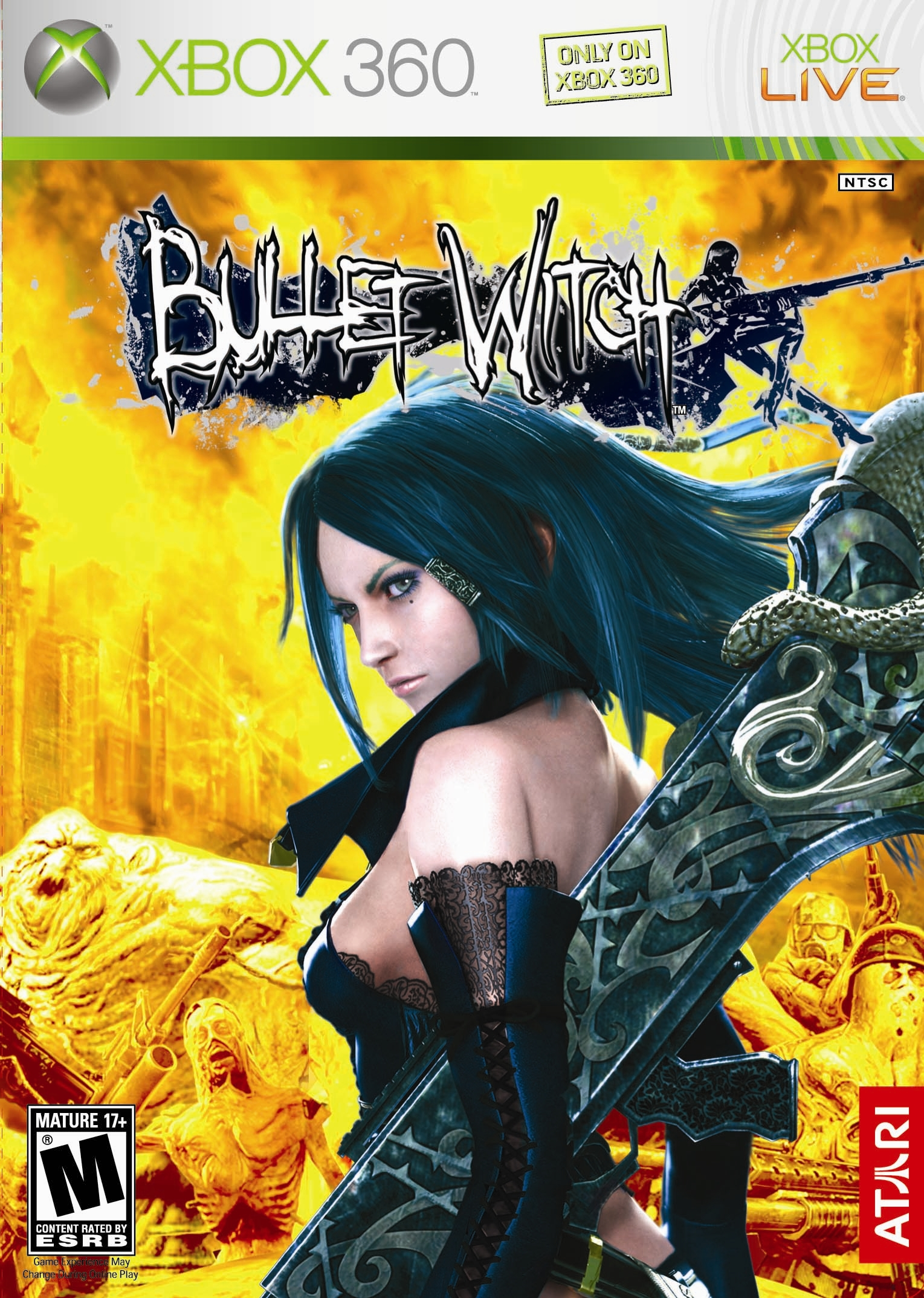 Bullet witch nude cheats erotic photos