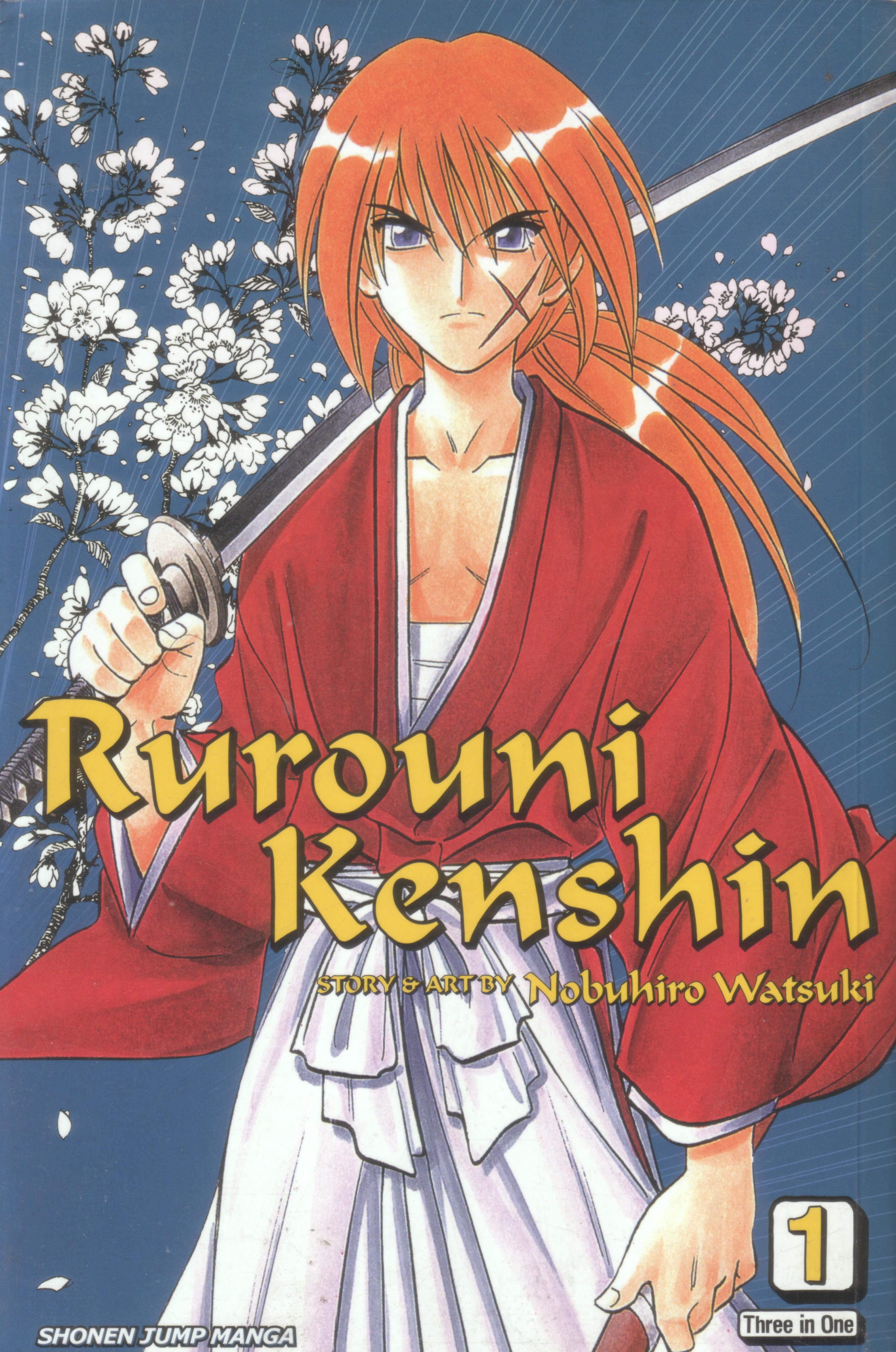 Rurouni Kenshin: vizbig vol 1 - Minitokyo
