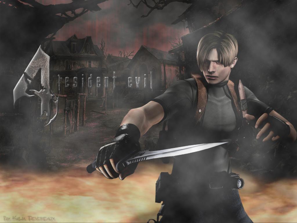 Resident Evil 1 Wallpaper: No Where to Turn - Minitokyo