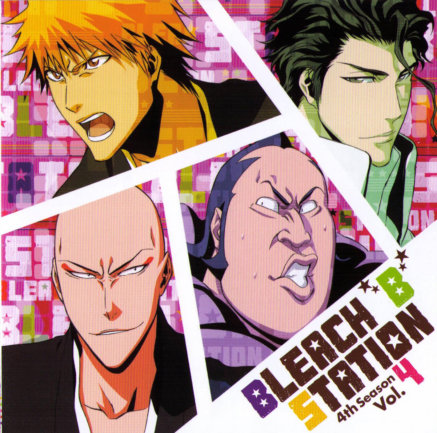 """Bleach: Bleach """"B"""" Station Season 4 Vol 4"""