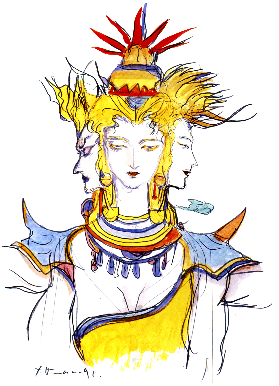 Final Fantasy Iv Dawn Page37 Minitokyo