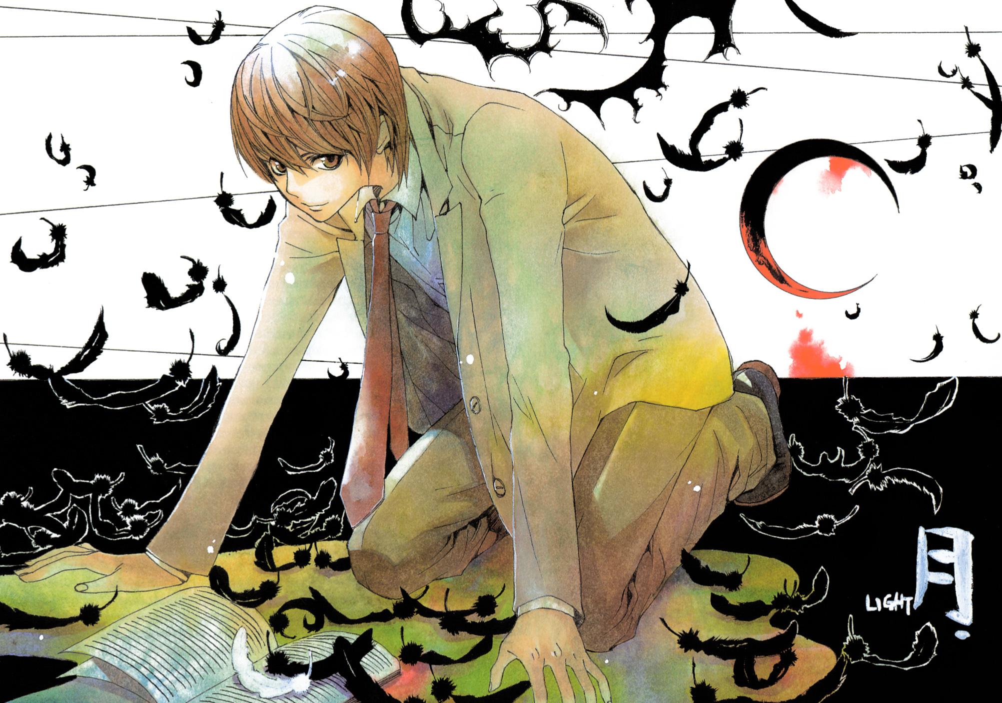Death Note: Death Note DJ 11 - Minitokyo