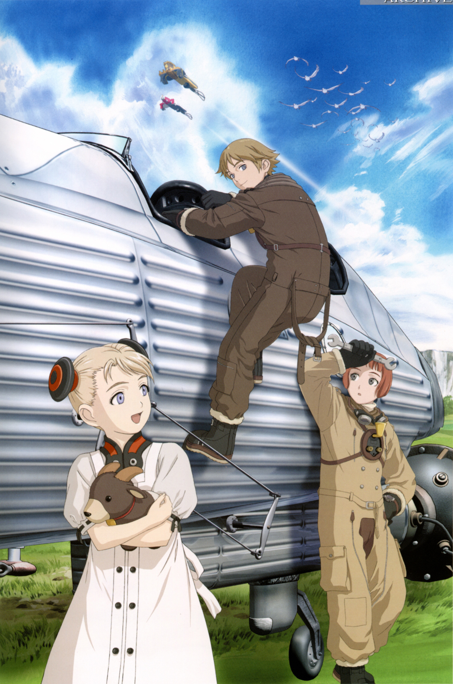 last exile anime download