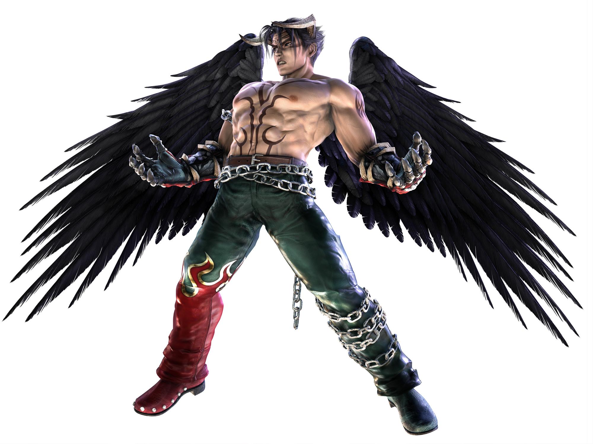 Tekken Tekken Dark Resurrection Devil Jin Minitokyo
