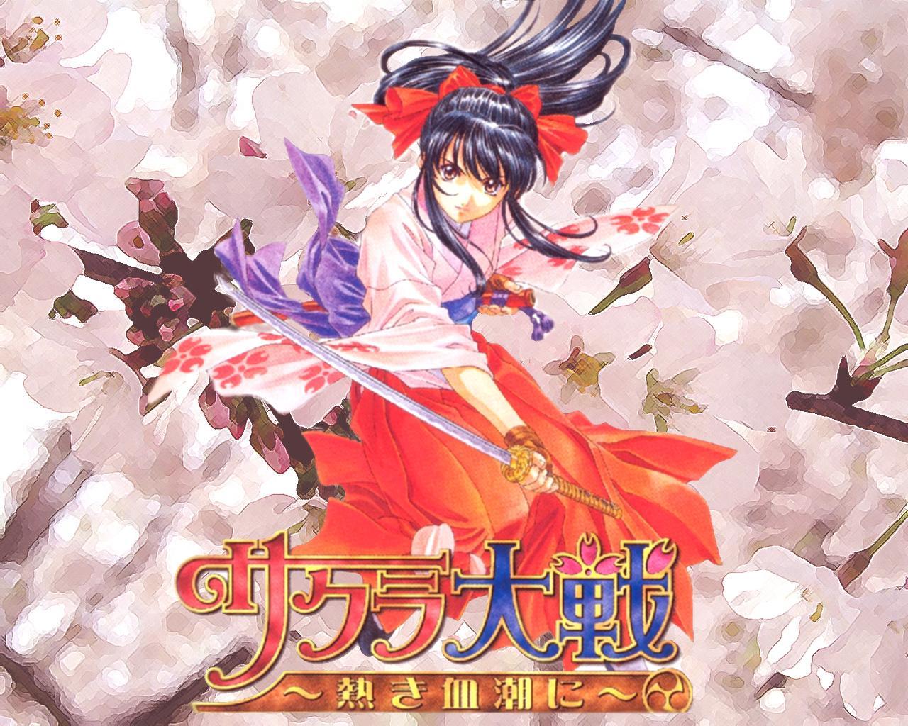 Sakura Wars Wallpaper Shinguji Kun Minitokyo