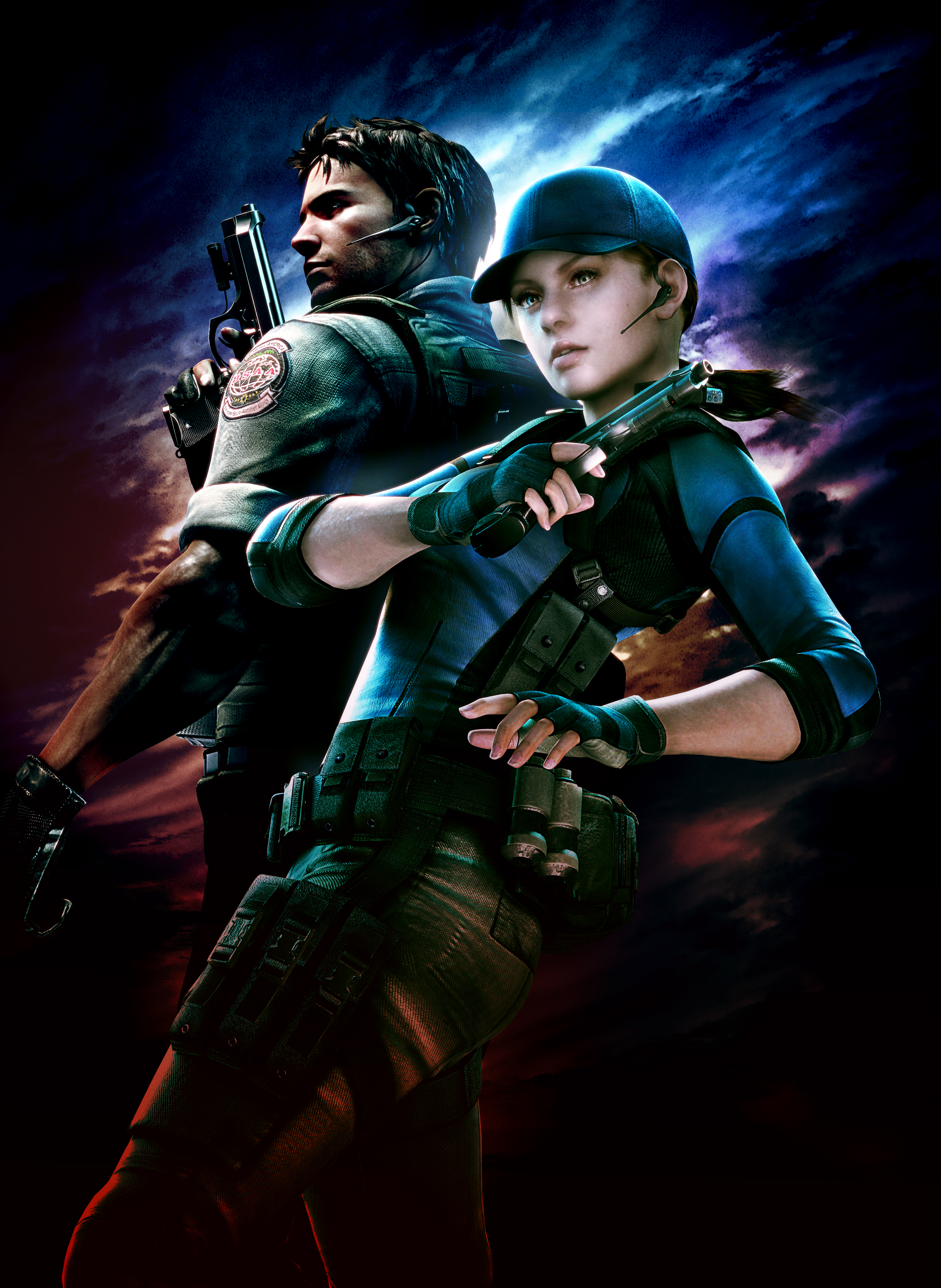 Resident Evil 5 Wallpaper And Scan Gallery Minitokyo