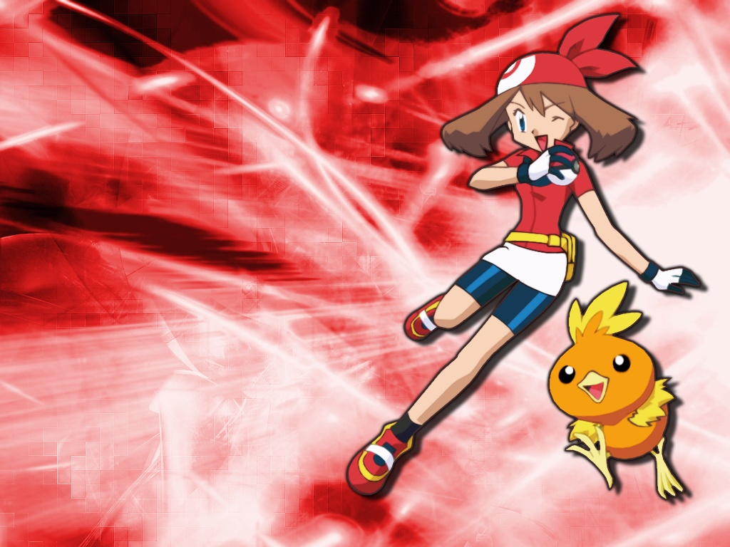 Pokemon Wallpaper: Pokemon: Advanced Generation - Minitokyo