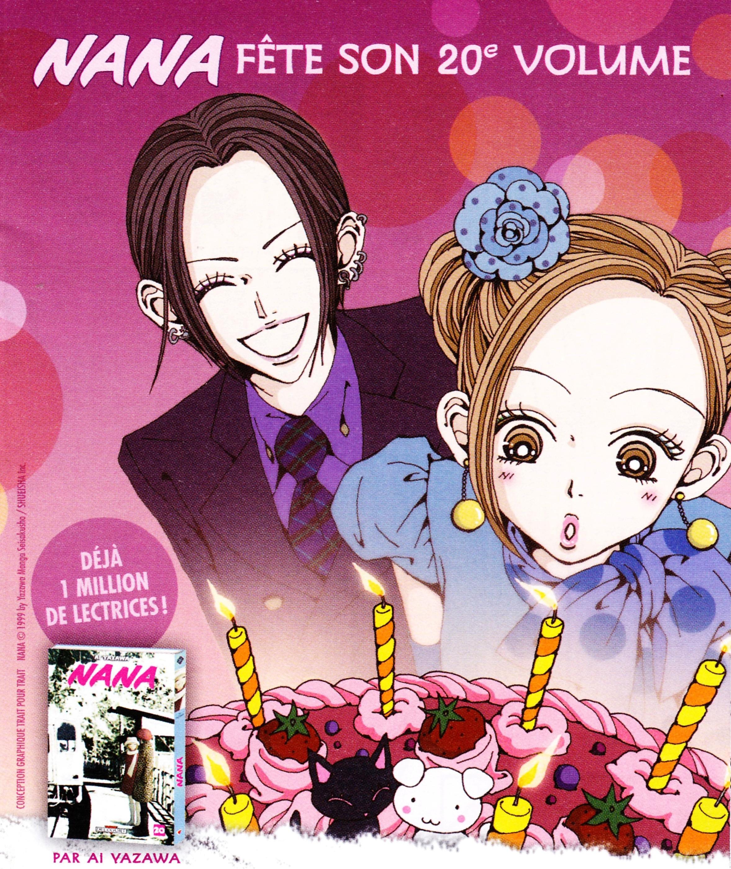 NANA: Nana Birthday