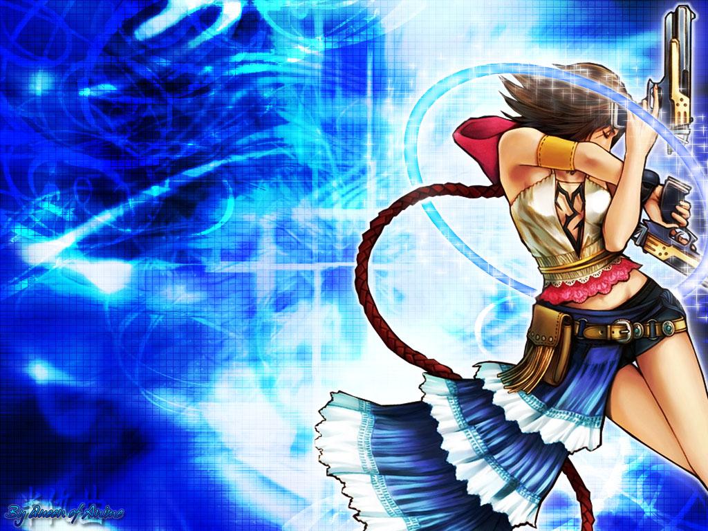 Final fantasy x 2 wallpaper yuna minitokyo - Final fantasy yuna wallpaper ...
