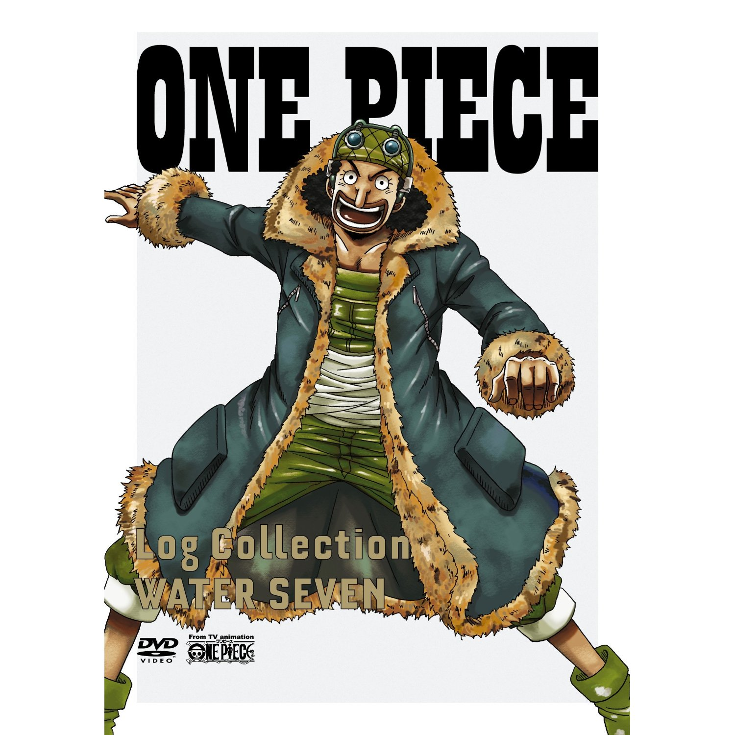 One piece one piece log collection water seven minitokyo - Toei animation one piece ...