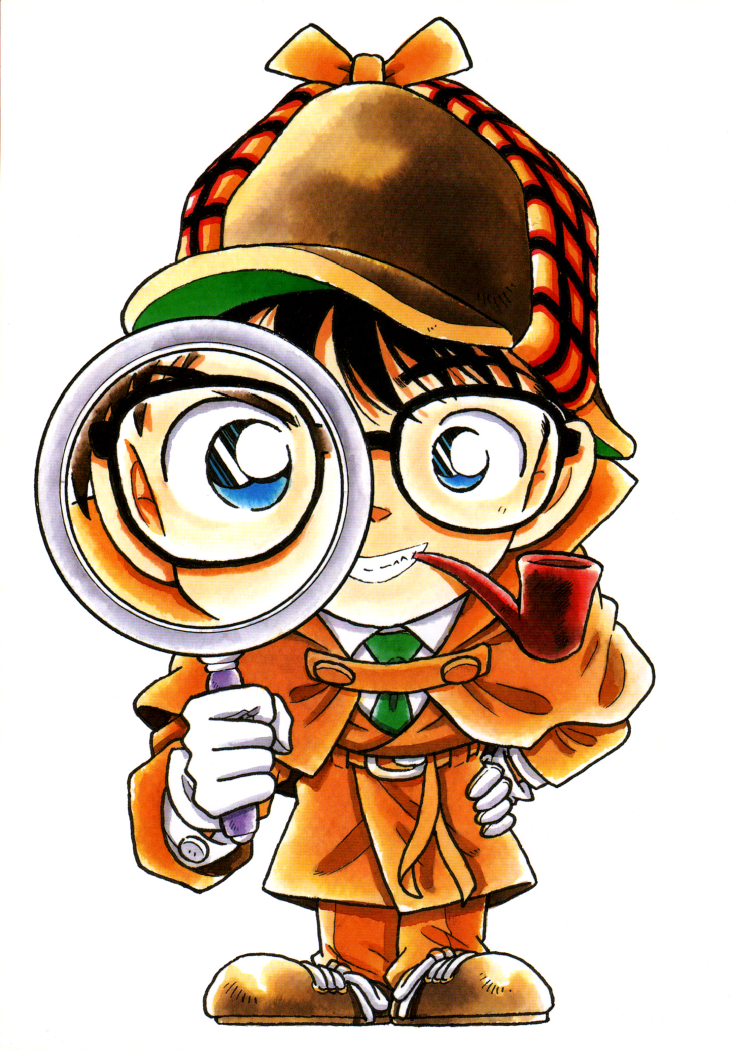 Detective Conan: Conan Edogawa - Wallpaper Actress