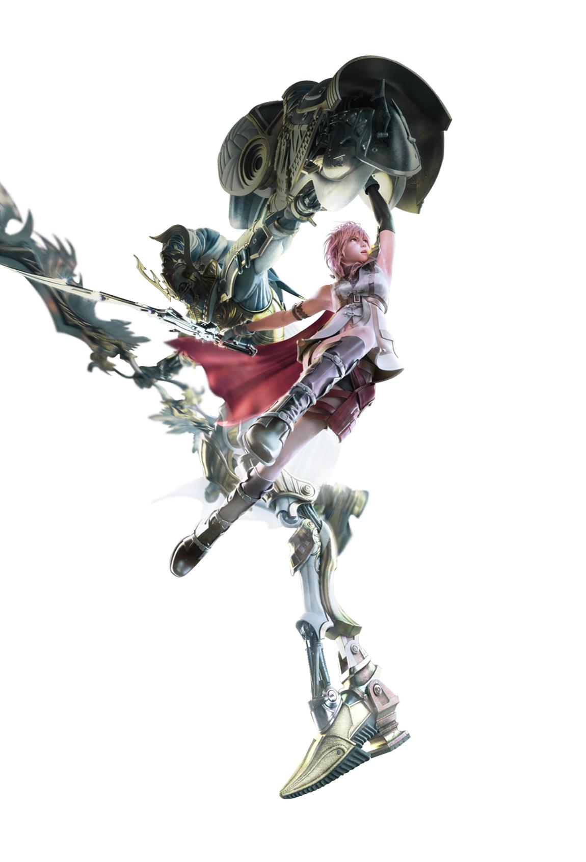 Final Fantasy Xiii Characters Final Fantasy XIII: Fi...