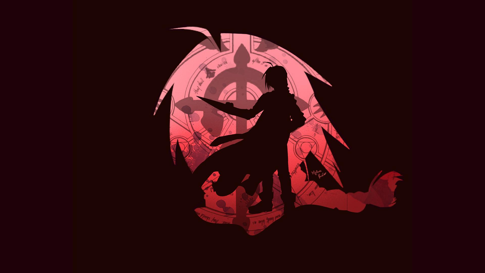 Fullmetal Alchemist Wallpaper Edward Elric Minitokyo