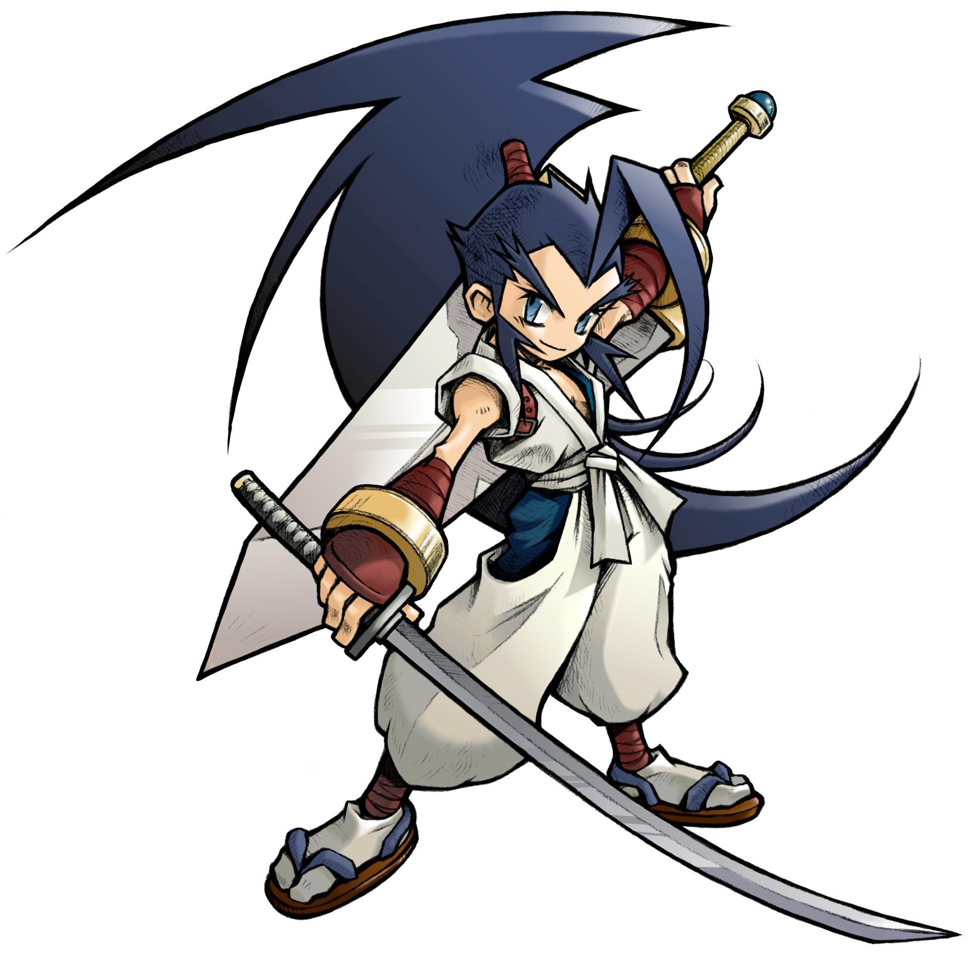 Brave Fencer Musashi (Musashi (Brave Fencer Musashi)) - Minitokyo