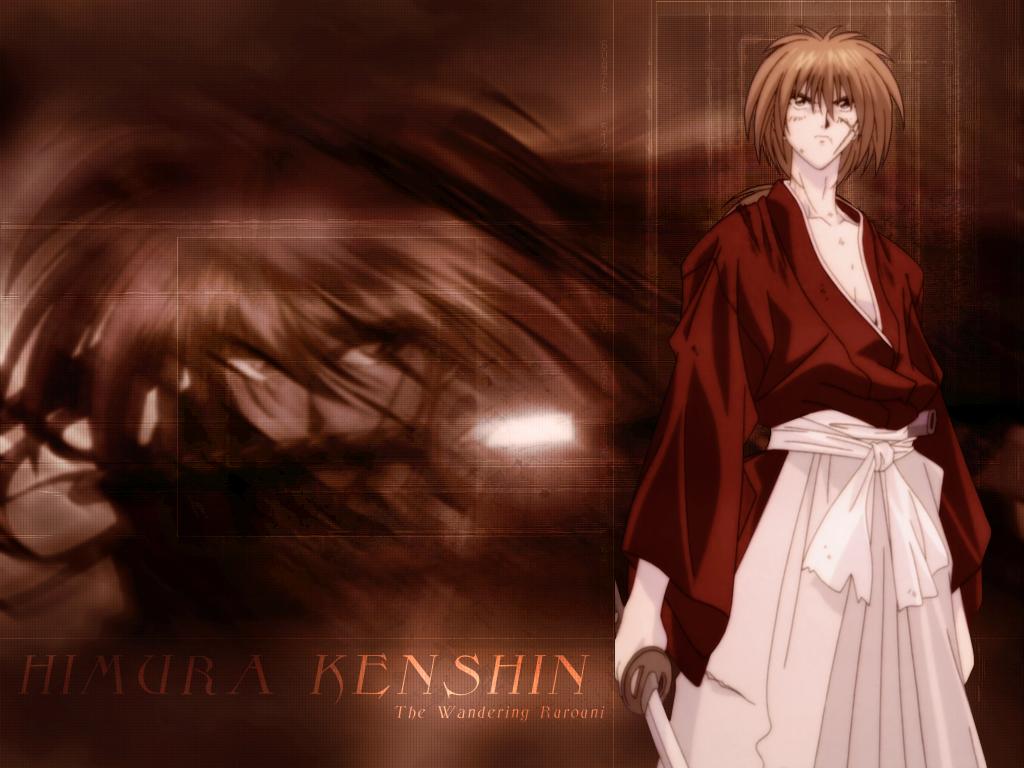 Rurouni Kenshin Wallpaper: Wandering Rurouni - Minitokyo