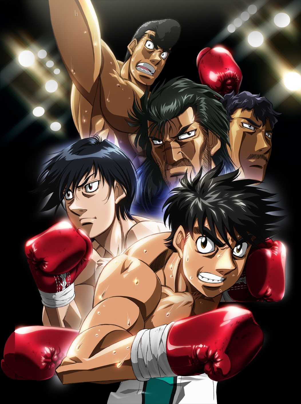 1000 Images About Hajime No Ippo On Pinterest