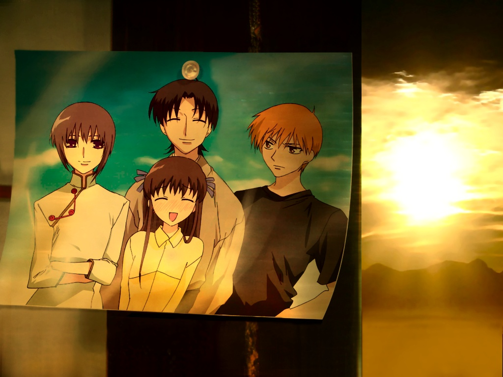 Shigure sohma wallpaper