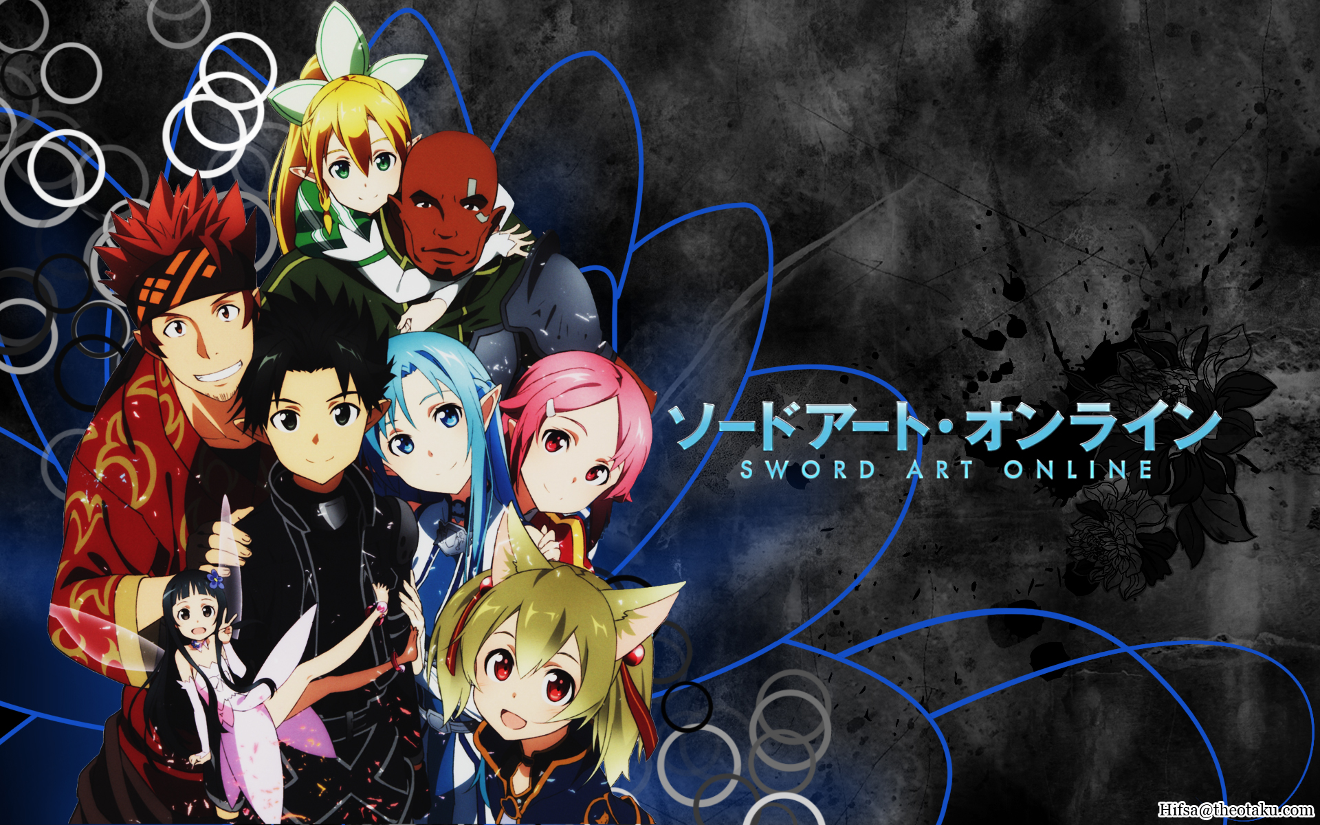 sword art online - wallpaper and scan gallery - minitokyo