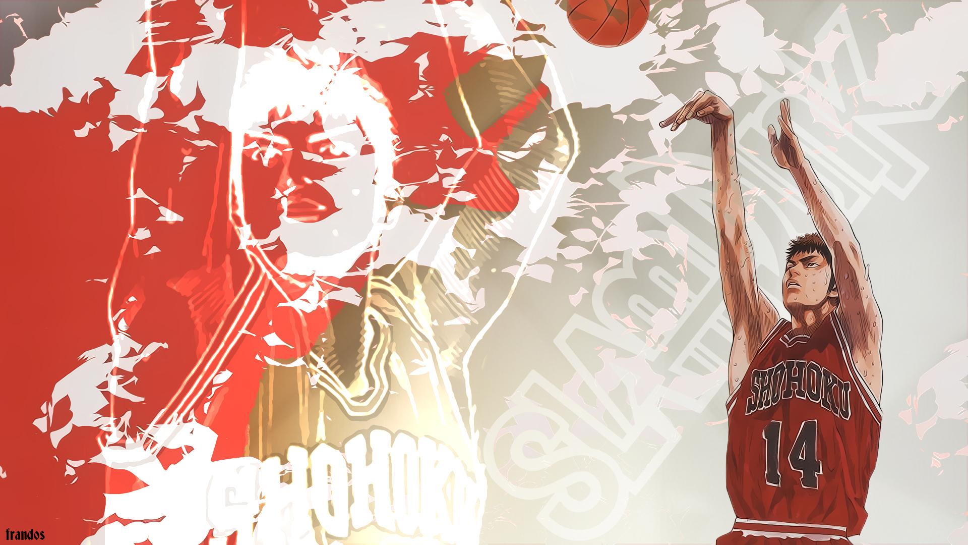 slam dunk wallpaper 252922