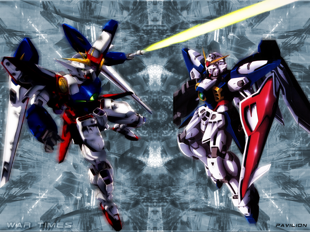Mobile Suit Gundam Wing Wallpaper: gUNDAM wAR - Minitokyo